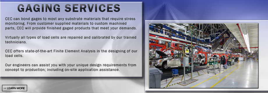 Gauging Services